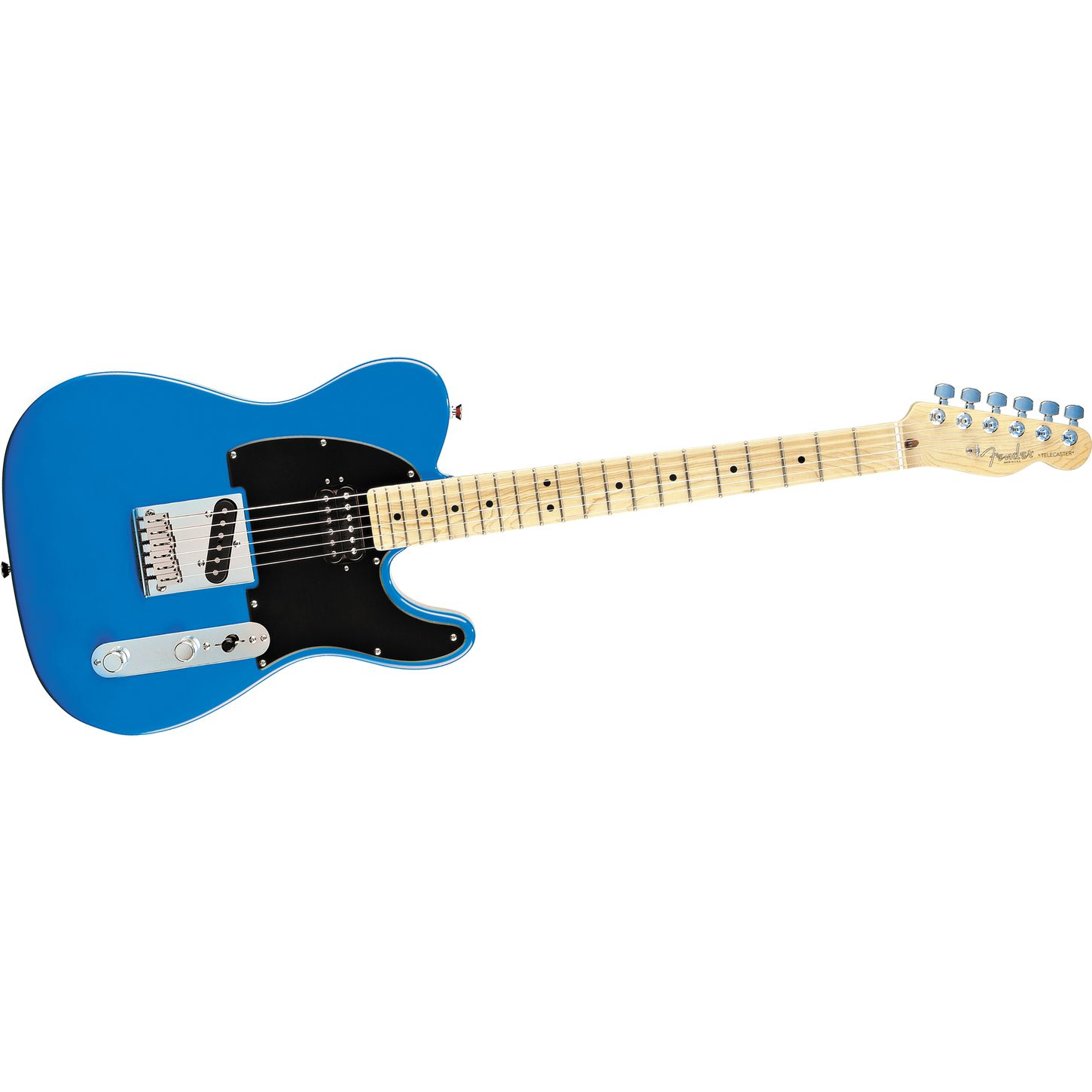 fender electric guitar telecaster american hs guitars musician friend tele larger