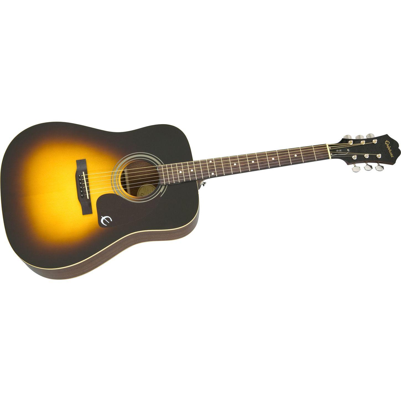 Vintage Sunburst Acoustic 2