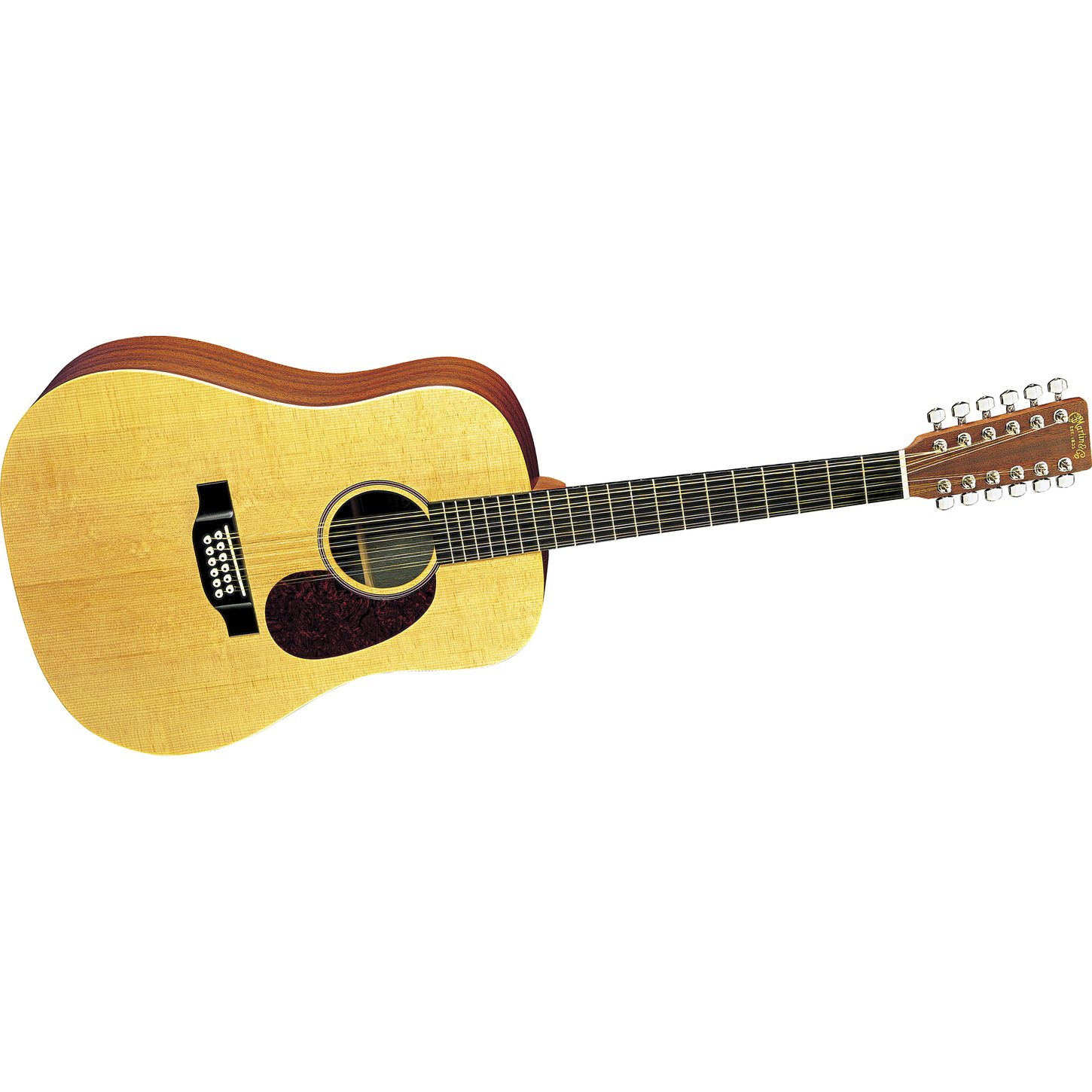 martin d12x1 12 string solid top acoustic guitar musician 39 s friend. Black Bedroom Furniture Sets. Home Design Ideas