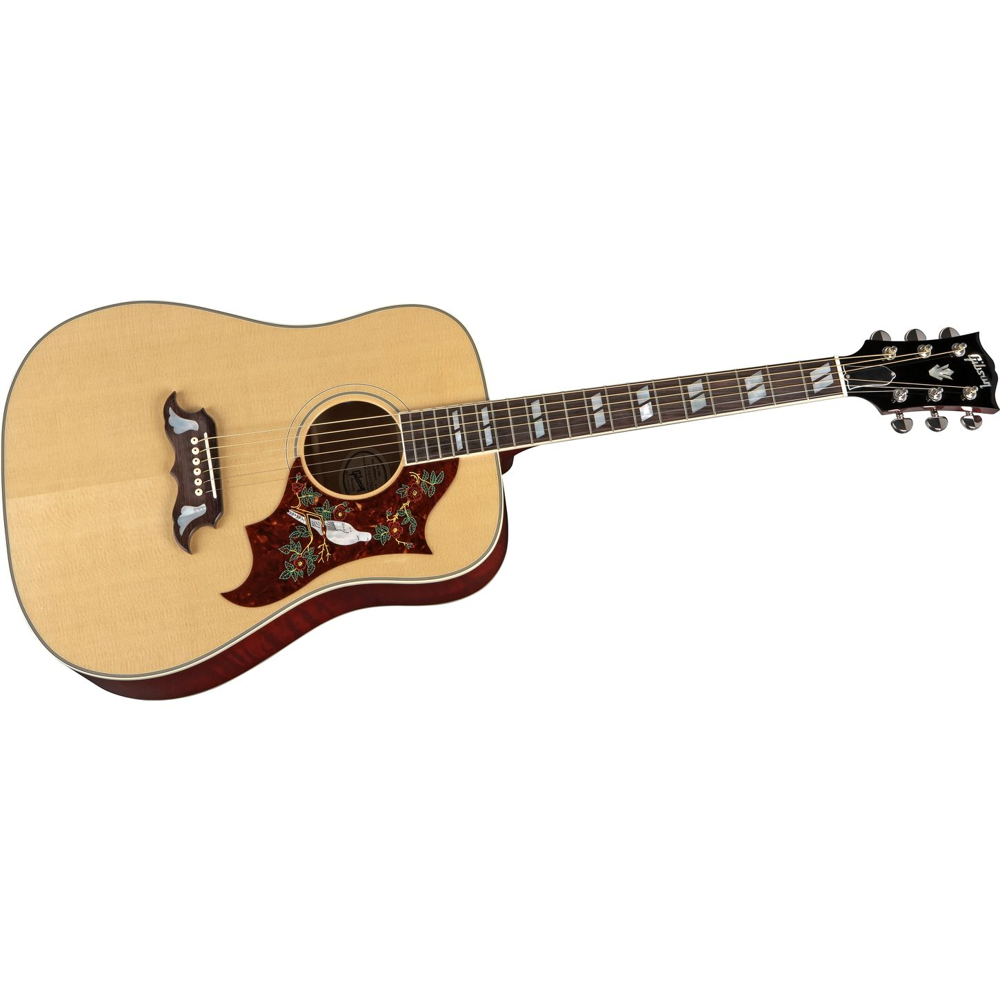 gibson dove modern classic dreadnought acoustic electric guitar musician 39 s friend. Black Bedroom Furniture Sets. Home Design Ideas