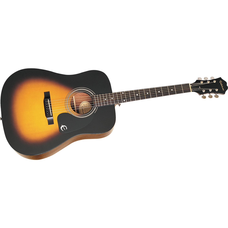 Vintage Epiphone Acoustic 109
