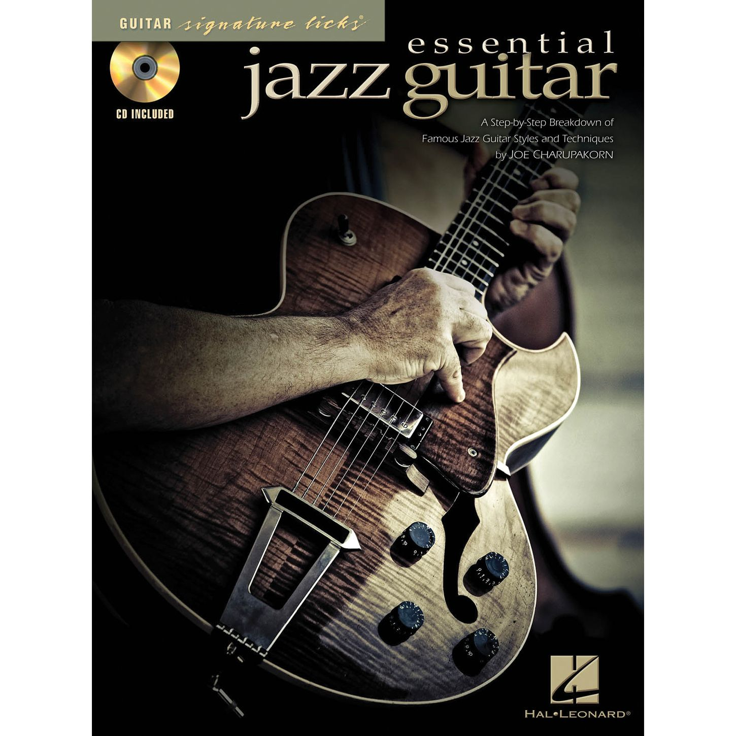 Best guitar jazz lick signature