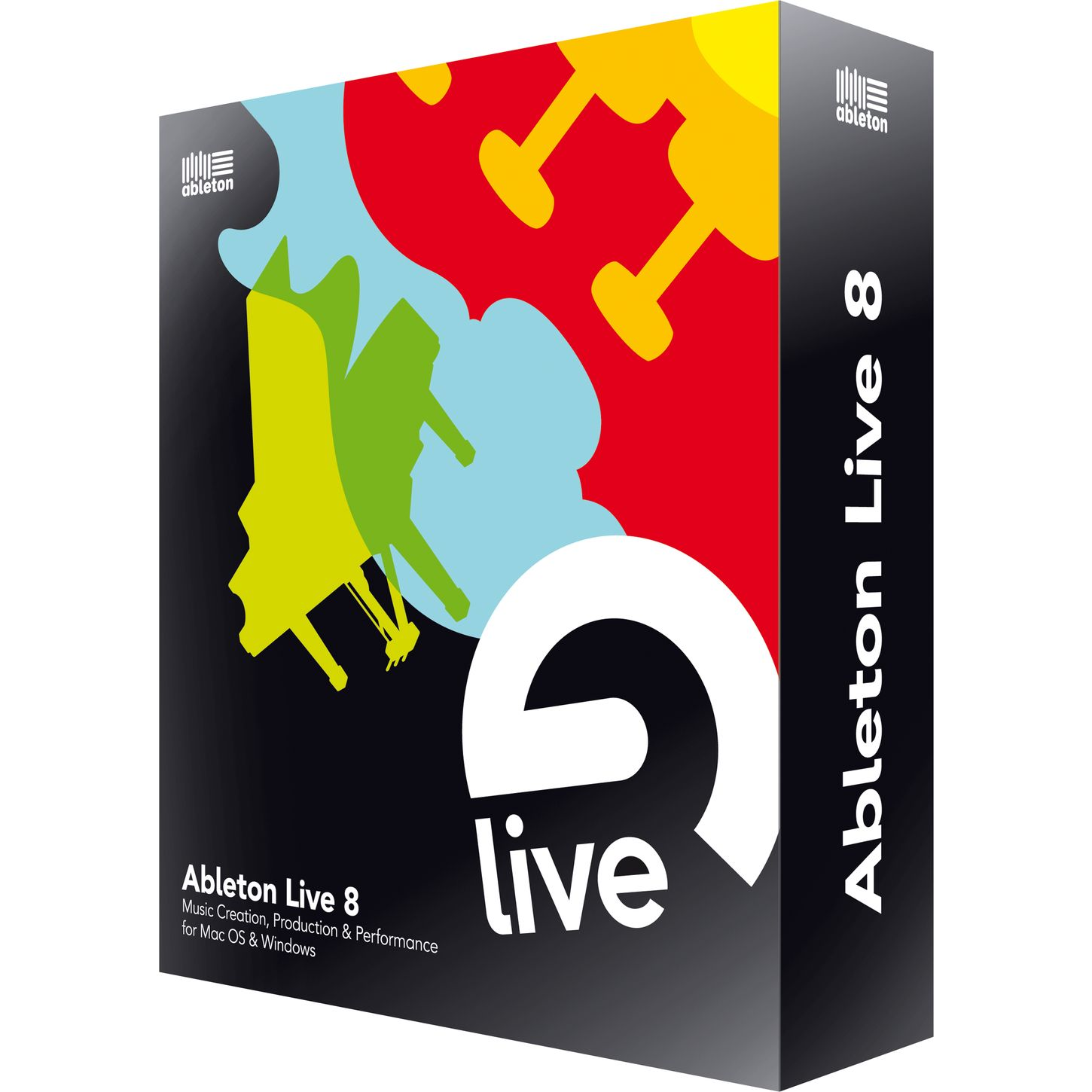 Ableton Live 8 Free Download Full Version