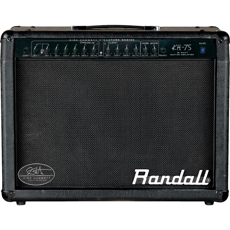 Гитарный комбоусилитель Randall RG100G3-E.