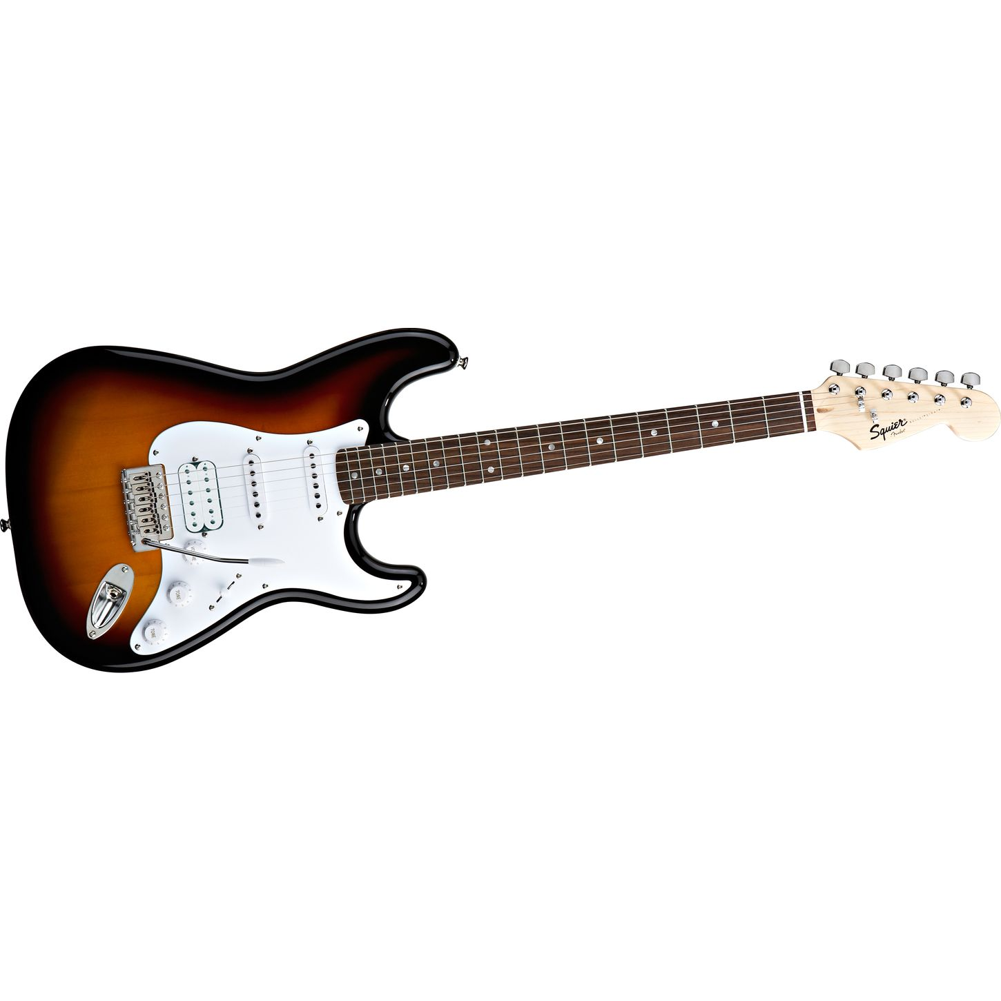 squier bullet stratocaster hss electric guitar with tremolo musician 39 s friend. Black Bedroom Furniture Sets. Home Design Ideas