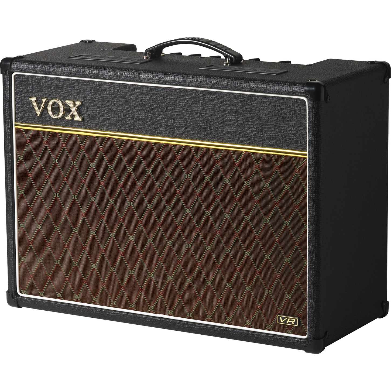 Vox AC15VR Valve Reactor 1x12 Guitar Combo Amp | Musician\'s Friend