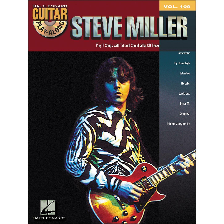 Steve Miller: Guitar Play-Along Volume 109 Steve Band Miller