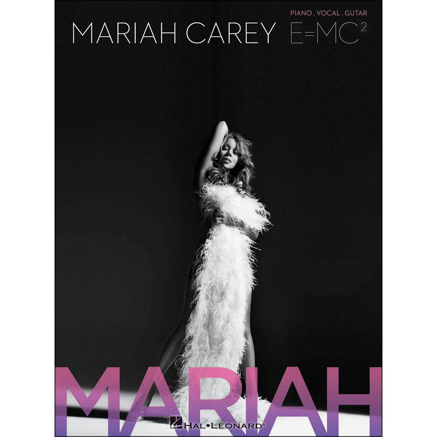 Hal Leonard Mariah Carey: E=Mc2 arranged for piano, vocal ...