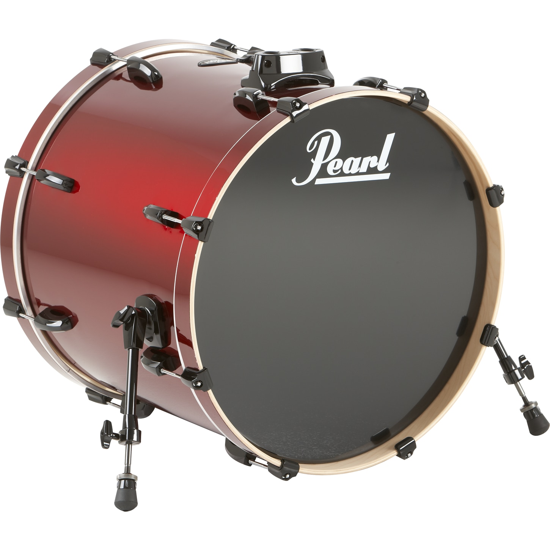 pearl vision birch bass drum musician 39 s friend. Black Bedroom Furniture Sets. Home Design Ideas