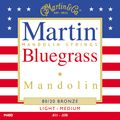 MartinM450 80/20 Bronze Bluegrass Acoustic Mandolin Strings