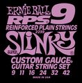 Ernie Ball2239 Super Slinky RPS 9 Electric Guitar Strings