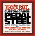 2502 10-String E9 Pedal Steel Guitar Strings