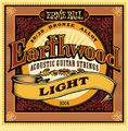 Ernie Ball 2004 Earthwood 80 / 20 Bronze Light Acoustic Guitar Strings