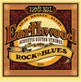 Ernie Ball 2008 Earthwood 80/20 Bronze Rock & Blues Acoustic Guitar Strings
