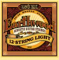 Ernie Ball2010 Earthwood 80/20 Bronze 12-String Light Acoustic Guitar Strings