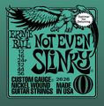 Ernie Ball 2626 Nickel Not Even Slinky Drop Tuning Electric Guitar Strings