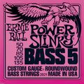 Ernie Ball2821 Power Slinky 5-String Bass Strings