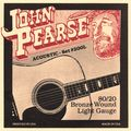 John Pearse200L 80/20 Bronze Acoustic Guitar Strings