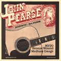 John Pearse300M 80/20 Bronze Acoustic Guitar Strings