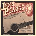 John Pearse1300L 12-String 80/20 Bronze Acoustic Guitar Strings