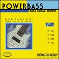 ThomastikEB344 Medium-Light Power Bass Roundwound 4-String Bass Strings