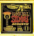 2156 Coated Slinky Medium Light Acoustic Guitar Strings
