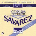 SavarezCorum New Cristal 500CJ High Tension Strings