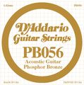 PB056 Phosphor Bronze Acoustic String