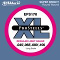 ProSteels EPS170 Regular Light Long Scale Bass Strings