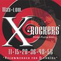 9111 X Rockers Lo Tune Drop D Guitar Strings