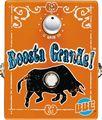 BBE Boosta Grande Clean Boost Effect Pedal