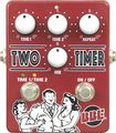 BBETwo Timer Delay Guitar Effects Pedal
