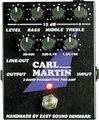 Carl Martin3-Band Parametric EQ/Pre-amp