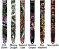 Tattoo Johnny Artist Series Guitar Strap