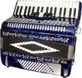 SofiaMari34 Key 72 Bass Button Piano Accordion