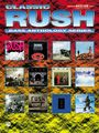 AlfredClassic Rush Anthology Series Bass Tab Book