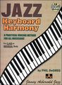Jamey AebersoldJazz Keyboard Harmony Book and CD