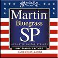 MSP4250 SP Phosphor Bluegrass Medium Acoustic Guitar Strings