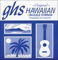 GHSHawaiian Ukulele Black Nylon Strings