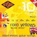 RotosoundRoto Yellows Double Deckers 2-Pack