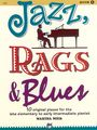 AlfredJazz Rags & Blues Book 1
