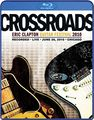 WEAEric Clapton - 2010 Crossroads Guitar Festival DVD or Blu-Ray Video