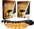 Hal LeonardLearn & Master Piano DVD/CD/Book Pack Legacy Of Learning Series