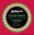 EJ27 Nylon Classical Guitar Strings - 1/2 Size