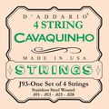 J93 Cavaquinho Stainless String Set
