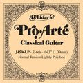 J45 E-6 Pro-Arte Composite Normal LP Single Classical Guitar String
