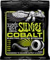 Ernie Ball2721 Cobalt Regular Slinky Electric Guitar Strings
