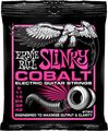 Ernie Ball2723 Cobalt Super Slinky Elecric Guitar Strings