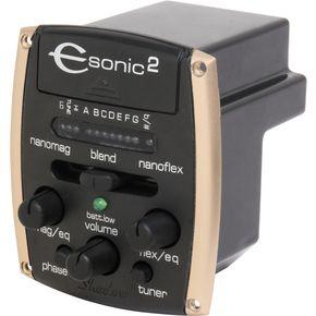Преамп (звукосниматель) гитары Epiphone EJ-200CE.