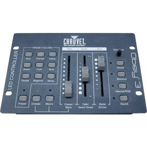Obey 3. Контроллер для управления 3-х канальными LED-светильниками.